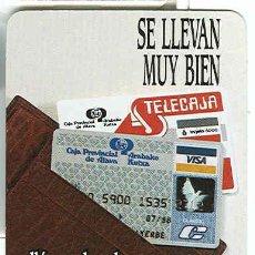 Coleccionismo Calendarios: CALENDARIO FOURNIER CAJA PROVINCIAL DE ALAVA DE 1988. Lote 32316497