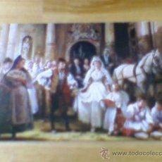 Coleccionismo Calendarios: CALENDARIO TEMA PINTURA 1998 . Lote 32540161