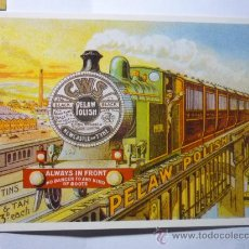 Coleccionismo Calendarios: CALENDARIO BOLSILLO FERROCARRIL -1998 ES DE TAMAÑO 18 X 11. Lote 171663603