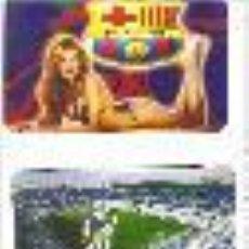 Coleccionismo Calendarios: LOTE DE 6 CALENDARIOS DE FUTBOL 2012. Lote 94818904