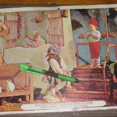 Coleccionismo Calendarios: ALMANAQUE DE MANTECADOS SAN RAMON, ESTEPA.. Lote 32996326