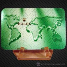 Coleccionismo Calendarios: REF.: F003 --- CALENDARIO ROLEX 2002 - 2003 ---. Lote 33000328