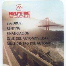 Coleccionismo Calendarios: CALENDARIO ASEGURADORA MAPFRE - AÑO 2003. Lote 56176886