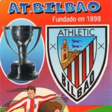 Coleccionismo Calendarios: 2911- CALENDARIO 2000- ATHLETIC DE BILBAO . Lote 33553319