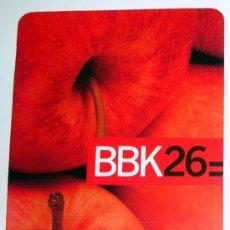 Coleccionismo Calendarios: CALENDARIO BBK 2005. Lote 33600786