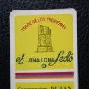 Coleccionismo Calendarios: CALENDARIO PUBLICITARIO AÑO 1964 - CARROCERIAS DURAN TORRE DE LOS ESCIPIONES BADALONA - REF/28. Lote 168190392