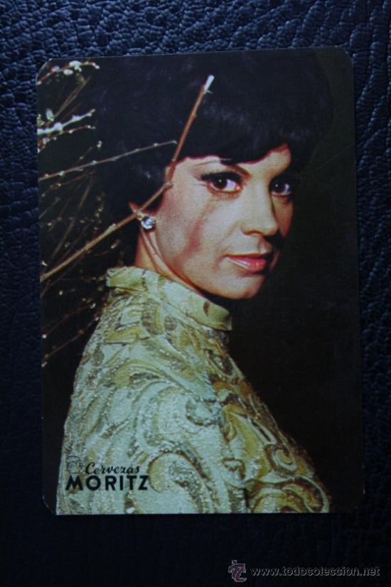 CALENDARIO PUBLICITARIO AÑO 1970 SALOME - CERVEZAS MORITZ - REF/199 (Coleccionismo - Calendarios)