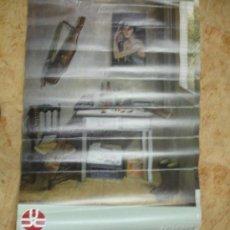 Coleccionismo Calendarios: CALENDARIO DE PARED EXPLOSIVOS RIO TINTO ERT 1985. Lote 39510340