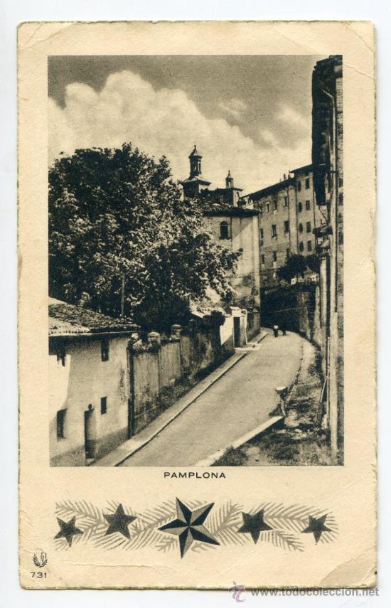 PAMPLONA. MOSTO VITAMIN. CALENDARIO 1966 (Coleccionismo - Calendarios)