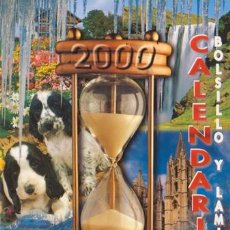 Coleccionismo Calendarios: CATALOGO DE CALENDARIOS SERIE L DEL 2000. Lote 34334563