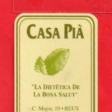 Coleccionismo Calendarios: UN BONITO CALENDARIO PUBLICIDAD DE REUS ( TARRAGONA ) DEL AÑO 2005. Lote 34339348
