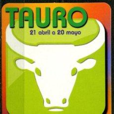 Coleccionismo Calendarios: CALENDARIOS DE BOLSILLO - HOROSCOPOS TAURO 2010. Lote 36052705