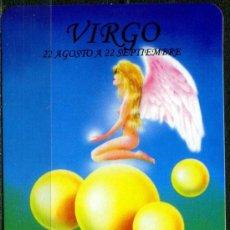 Coleccionismo Calendarios: CALENDARIOS DE BOLSILLO - HOROSCOPOS VIRGO 2009. Lote 36053015