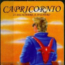 Coleccionismo Calendarios: CALENDARIOS DE BOLSILLO - HOROSCOPOS CAPRICORNIO 2009. Lote 34686747