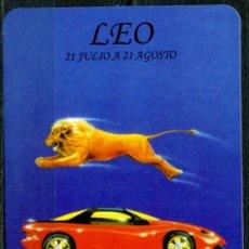 Coleccionismo Calendarios: CALENDARIOS DE BOLSILLO - HOROSCOPOS LEO 2009. Lote 34686780
