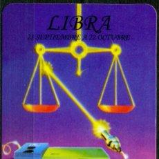 Coleccionismo Calendarios: CALENDARIOS DE BOLSILLO - HOROSCOPOS LIBRA 2009. Lote 34686815