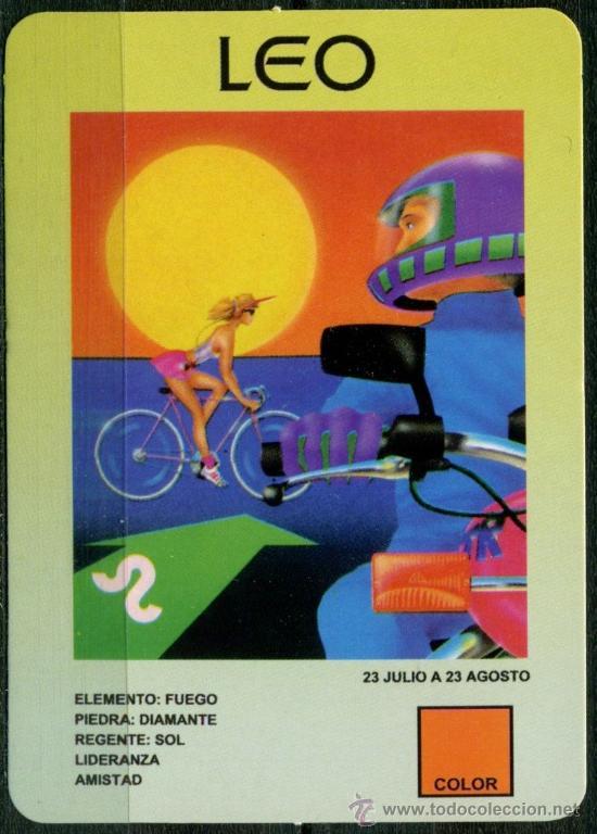 CALENDARIOS DE BOLSILLO - HOROSCOPOS LEO 2007 (Coleccionismo - Calendarios)