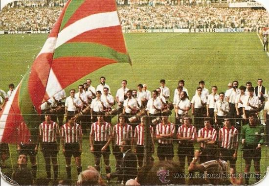 Athletic Bilbao Calendario.Calendario Bolsillo Athletic Club Bilbao 1979 Sold