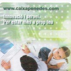Coleccionismo Calendarios: CALENDARIO CAIXA PENEDES 2009. EN CATALAN. Lote 34753215