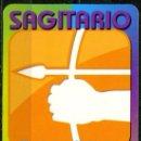 Coleccionismo Calendarios: CALENDARIOS DE BOLSILLO - HOROSCOPOS SAGITARIO 2010. Lote 34729185
