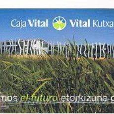 Coleccionismo Calendarios: CALENDARIO HERACLIO FOURNIER 2008 CAJA VITAL. Lote 162524678