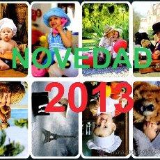 Coleccionismo Calendarios: 128 CALENDARIOS BOLSILLO – TT 2013. Lote 112139024