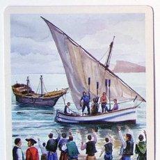 Coleccionismo Calendarios: BENIDORM LA BARQUETA (ALICANTE) ALMANAQUE DE BOLSILLO 2010. Lote 35807183