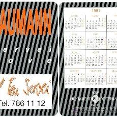 Coleccionismo Calendarios: CALENDARIOS BOLSILLO - AJUNTAMENT DE TERRASSA. Lote 35838009