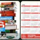 Coleccionismo Calendarios: CALENDARIOS BOLSILLO - EDITORIAL RAMON SOPENA 1968. Lote 35859348