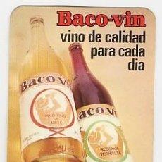 Coleccionismo Calendarios: CALENDARIO - BACO VIN - PEDRO ROVIRA - AÑO 1973. Lote 35878137