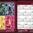 Coleccionismo Calendarios: CALENDARIOS BOLSILLO - CAJA ESPAÑA 2008. Lote 35940584
