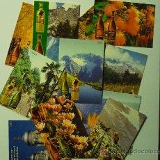 Coleccionismo Calendarios: COLECCION CALENDARIOS LICORES .--2003 EXTRANJEROS. Lote 36010642