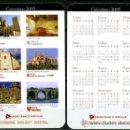 Coleccionismo Calendarios: CALENDARIOS BOLSILLO - BANCO POPULAR 2005. Lote 36050434