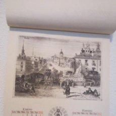 Coleccionismo Calendarios: CALENDARIO BANCO DE VIZCAYA 1947. PARED. COMPLETO.. Lote 36665888
