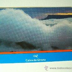 Collezionismo Calendari: CAIXA DE GIRONA - CALENDARIO CON REVERSO EN CATALAN - AÑO 1993.. Lote 36766569