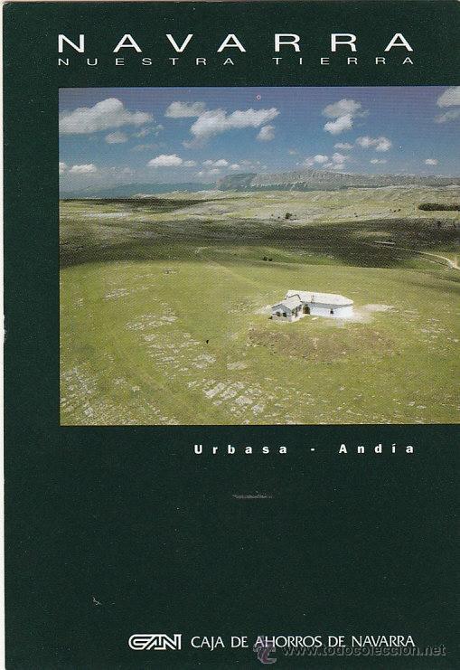 CALENDARIO . CAJA DE AHORROS DE NAVARRA. AÑO 1999. (Coleccionismo - Calendarios)