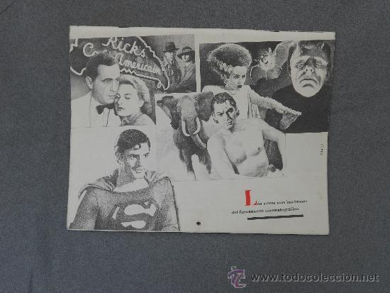 Coleccionismo Calendarios: ALMANAQUE CULTURAL DE 1990 - Foto 3 - 36992965
