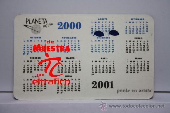Calendario Del 2000.Calendario De Bolsillo Aerosmith Radio Planet Sold