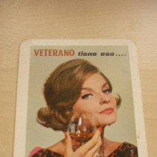 Coleccionismo Calendarios: CALENDARIO DE BOLSILLO FOURNIER AÑO 1966 VETERANO. Lote 37322265