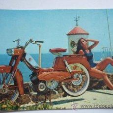 Coleccionismo Calendarios: CALENDARIO DE BOLSILLO AÑO 1971 CICLOMOTORES TORROT. Lote 38345428