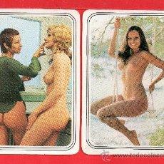 Coleccionismo Calendarios: - 8453 SEIS BONITOS CALENDARIOS BELLAS SEÑORITAS EXTRAJEROS DEL AÑOS 1977 Y 78 VER FOTO ADICIONAL. Lote 37638012