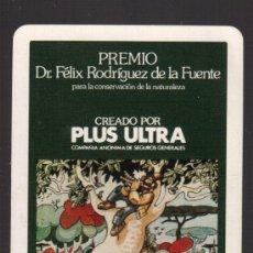 Coleccionismo Calendarios: CALENDARIO FOURNIER 1983 . Lote 38168675