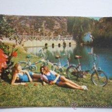 Coleccionismo Calendarios: CALENDARIO DE BOLSILLO AÑO 1972 BICICLETAS Y CICLOMOTORES TORROT. Lote 38348042