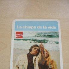 Coleccionismo Calendarios: CALENDARIO DE BOLSILLO FOURNIER. AÑO 1972 COCA COLA. Lote 38348116