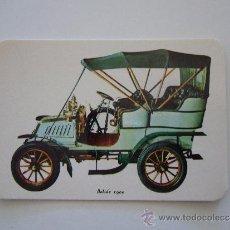 Coleccionismo Calendarios: CALENDARIO COCHES ANTIGUOS. AÑO 1972. GRAY. FÁBRIA DE FLORES WALKIRIA. BOLIDE 1900.. Lote 38688274