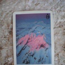 Coleccionismo Calendarios: CALENDARIO FOURNIER 1991 CAJA DE AHORROS DE CUENCA Y CIUDAD REAL. Lote 38744852