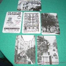 Coleccionismo Calendarios: CALENDARIOS . FILATELIA UNAMUNO. AÑO 2009. Lote 38942834