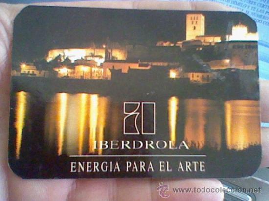 CALENDARIO 1993 IBERDROLA ENERGIA PARA ARTE (Coleccionismo - Calendarios)