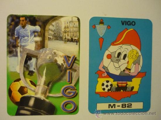LOTE CALENDARIOS FUTBOL CELTA 2009-1982 (Coleccionismo - Calendarios)