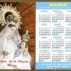 Calendarios de Bolsillo - 2012